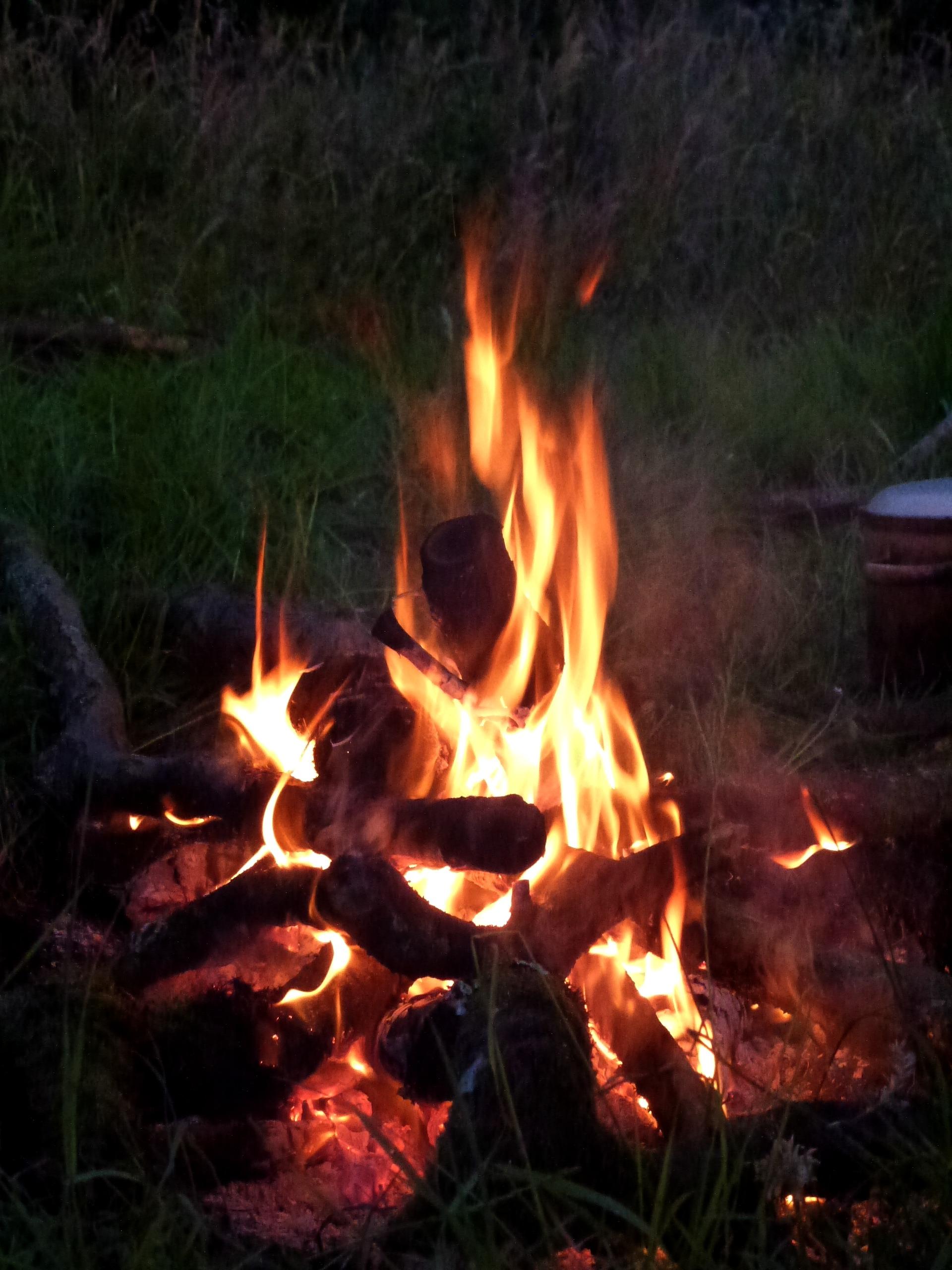 camp fire - photo #24