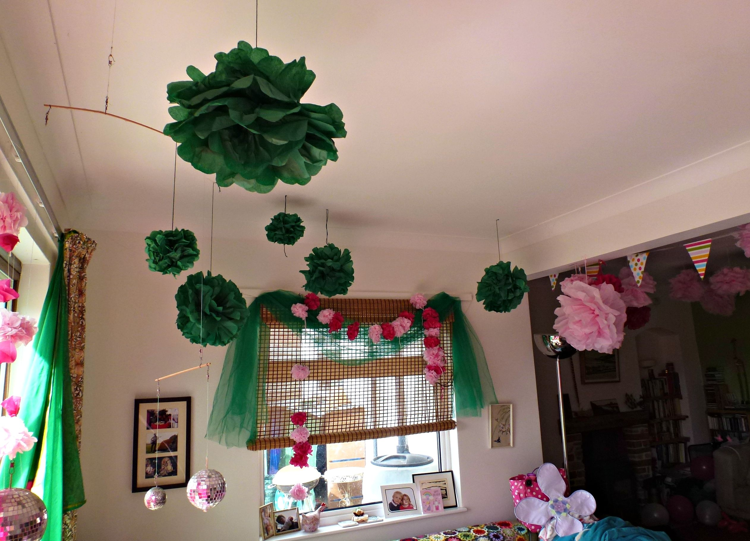 Fairy Party Ideas Zeens And Roger - House party decoration