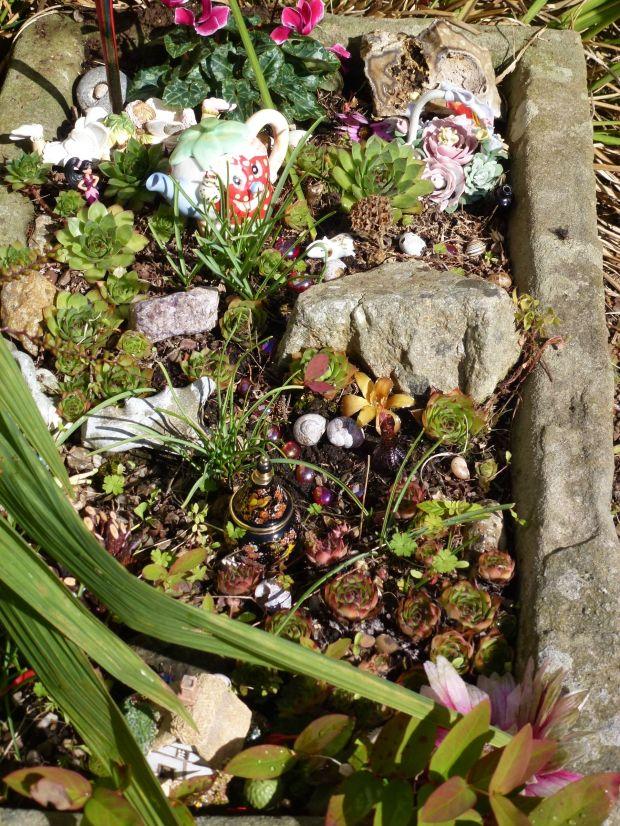 secret fairy garden