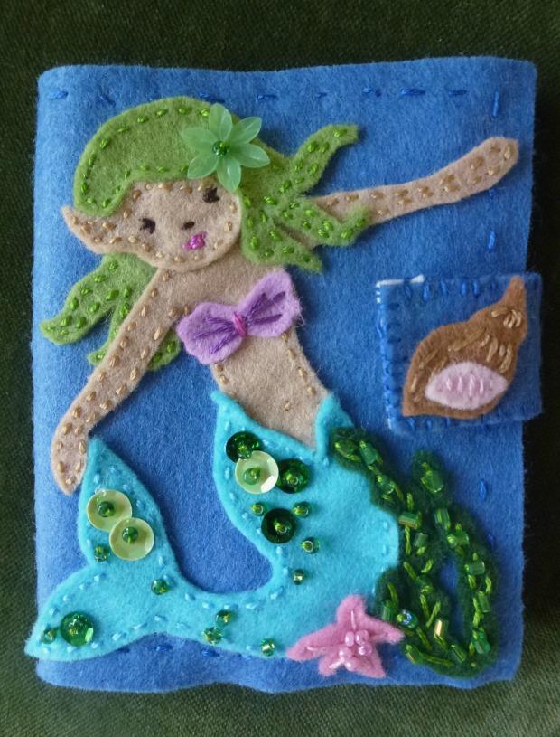 A mermaid's purse