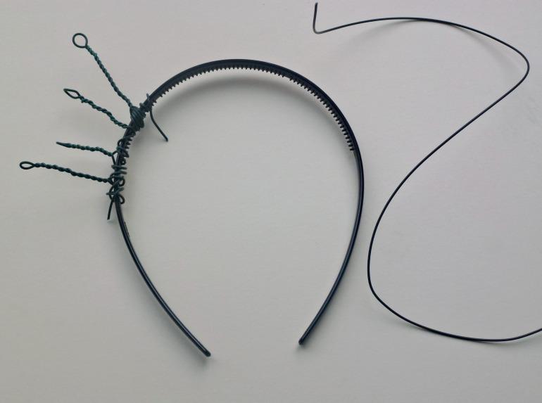 wire round band