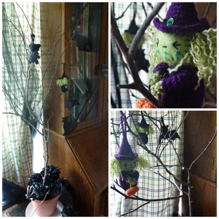 Halloween amigurumi collection