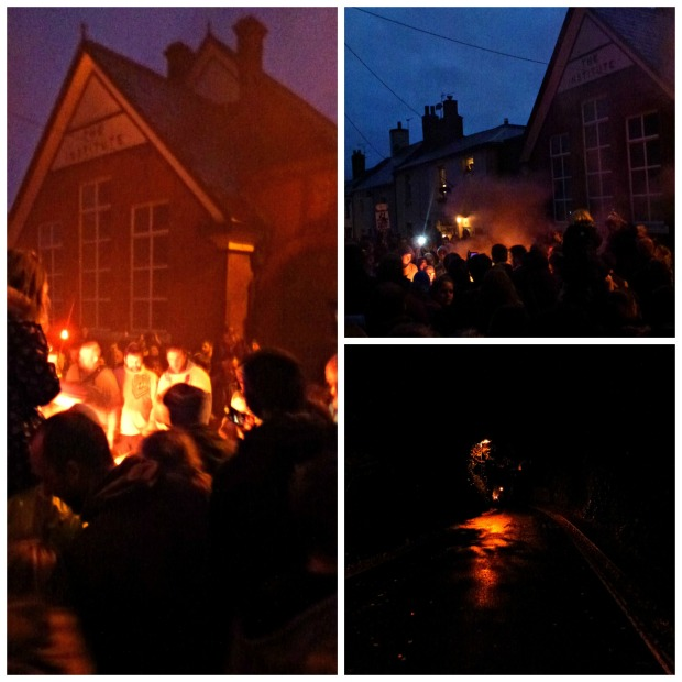 terrible photo's of tar barrels