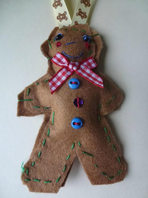 handmade gingie