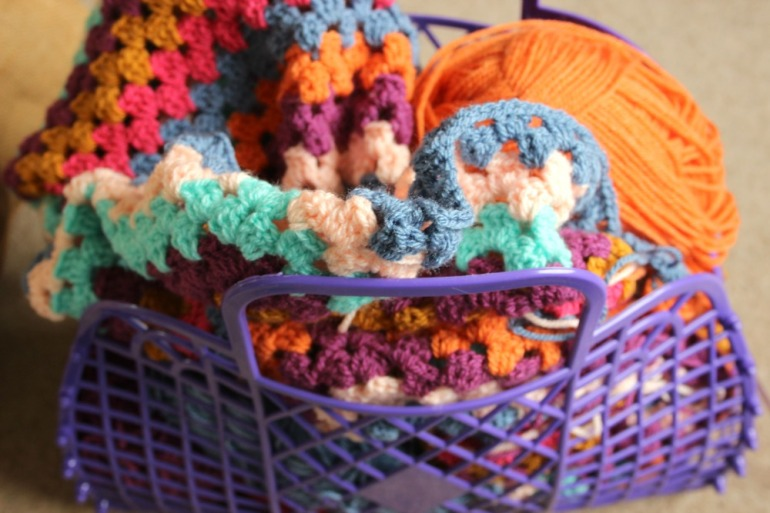 basket of granny