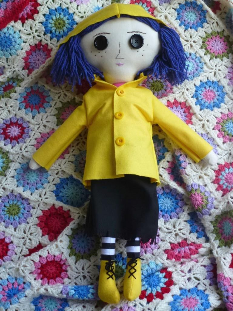 Coraline doll