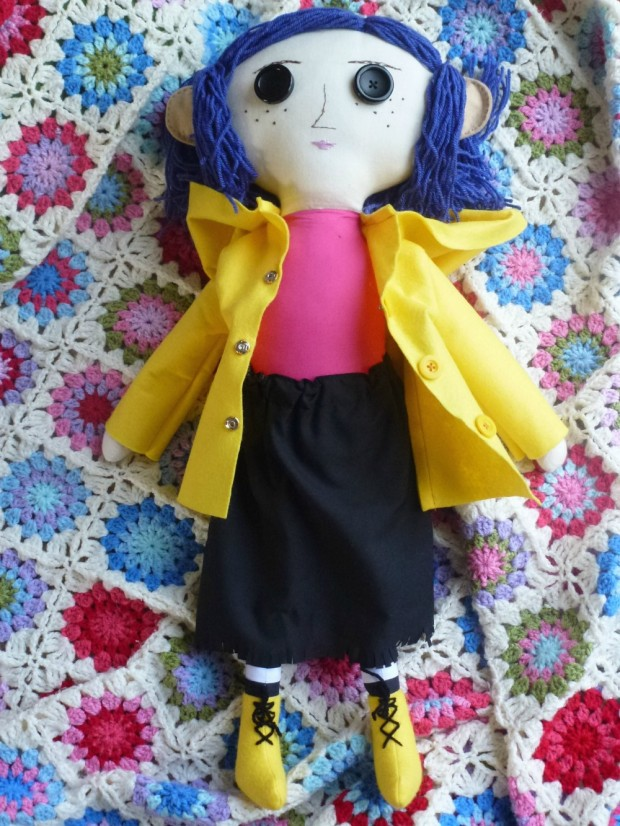 Home made Coraline