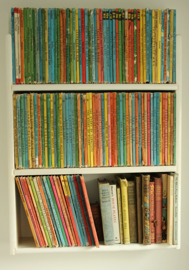 Ladybird Books. The collection so far...