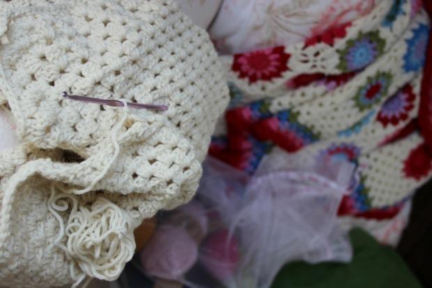 new shawl to crochet