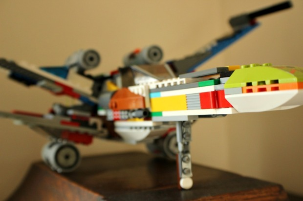 Old Lego X-Wing