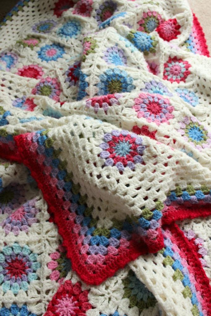 corner of crochet