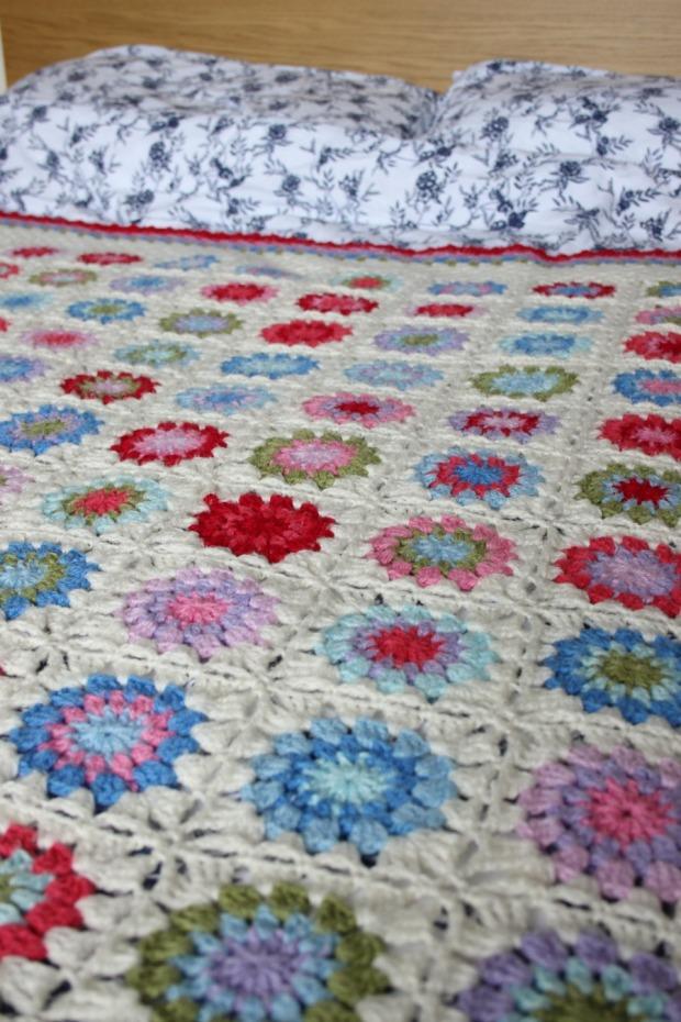 crochet blanket for bedtime
