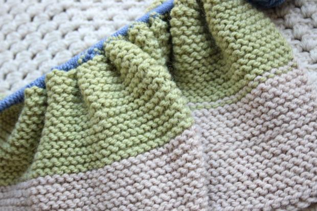 rubbish knitting