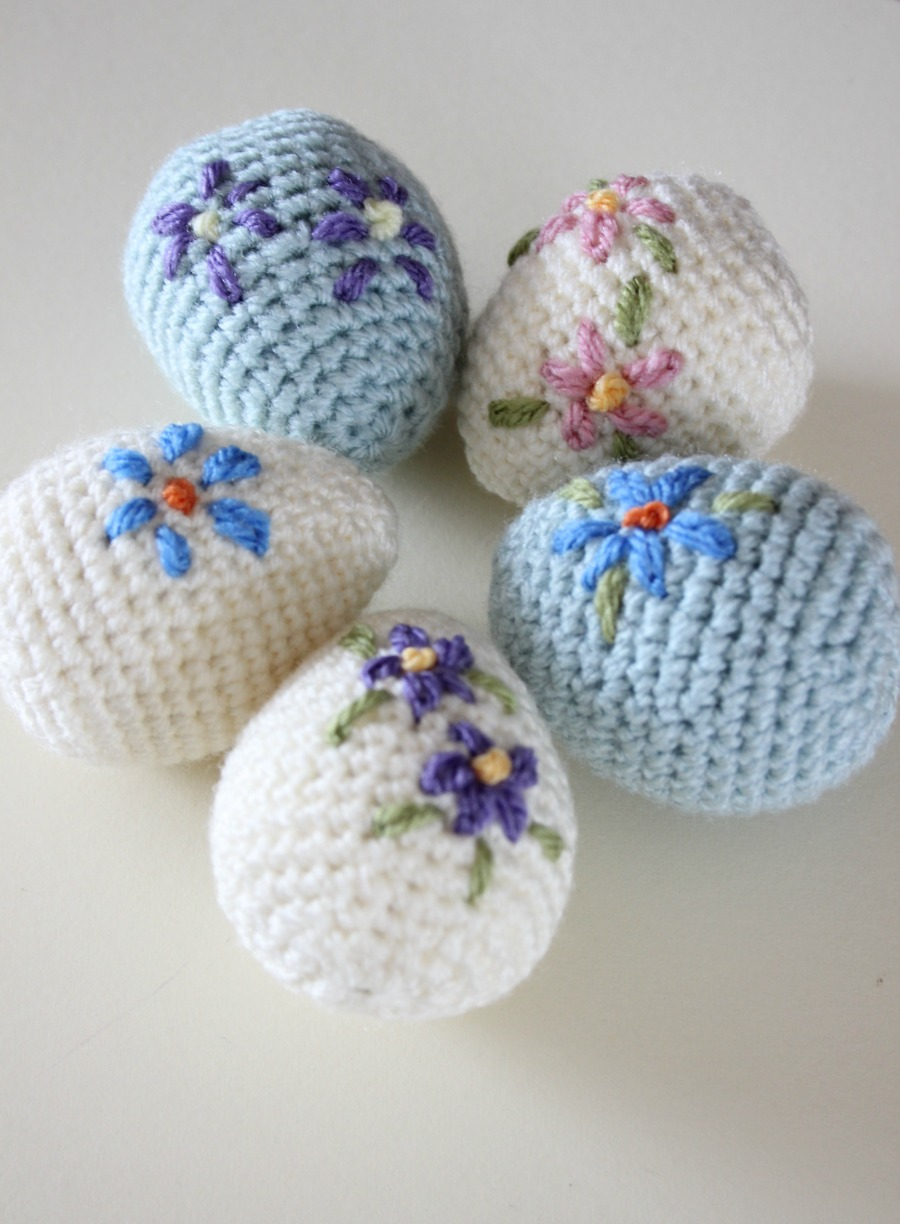 Amigurumi Easter Egg! Free Crochet Pattern. – Zeens and Roger