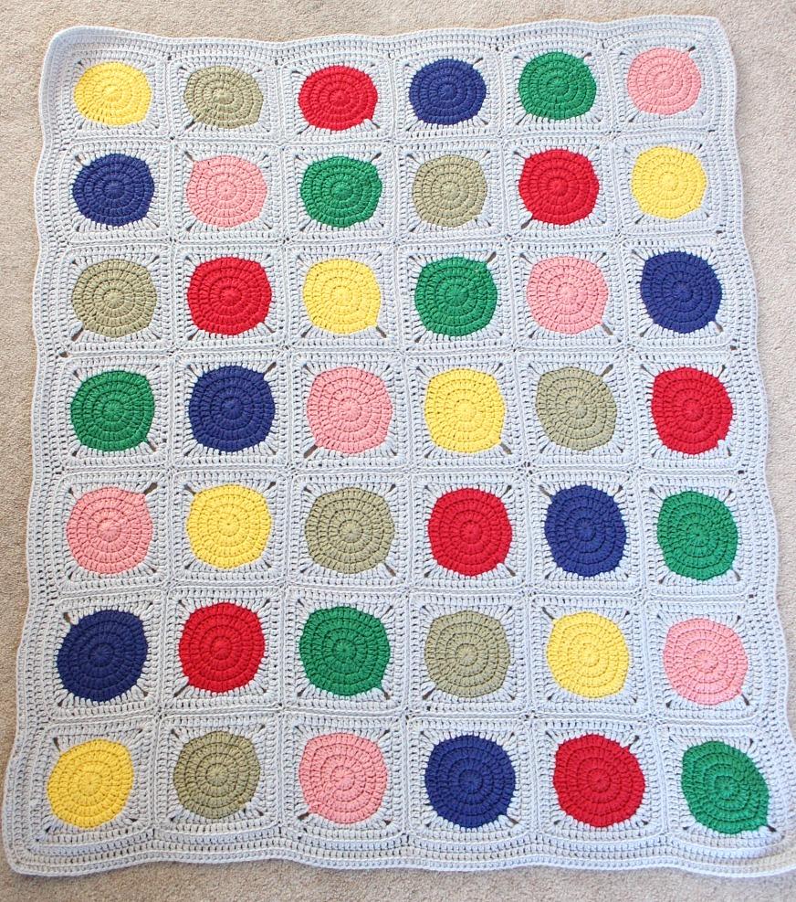 crochet baby blanket – Zeens and Roger
