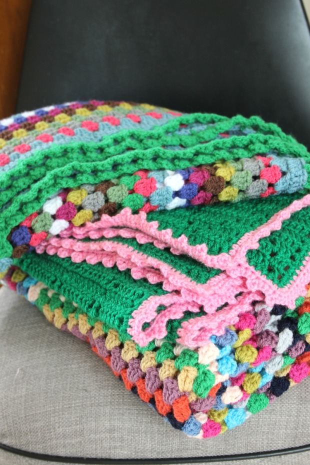 New crochet blankets