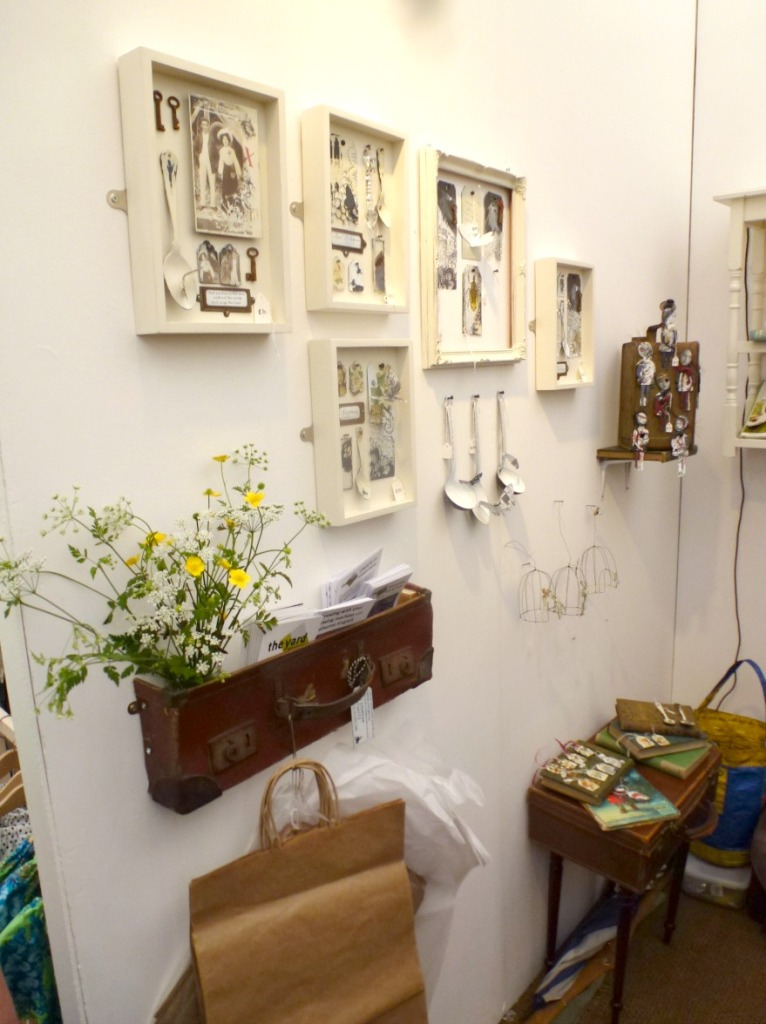 Sue Brown at Bovey Tracey