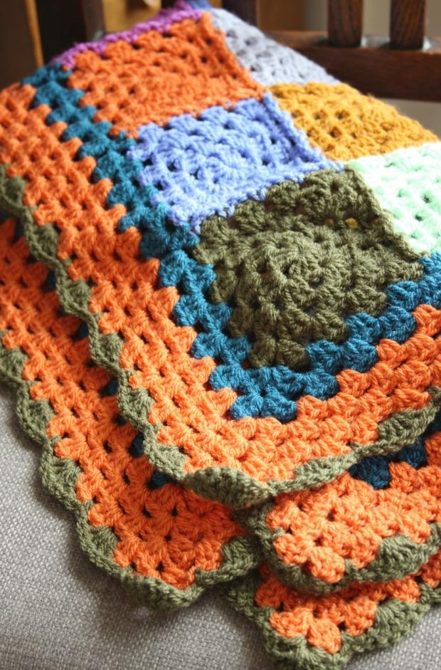 autumn-colours-crochet-blanket