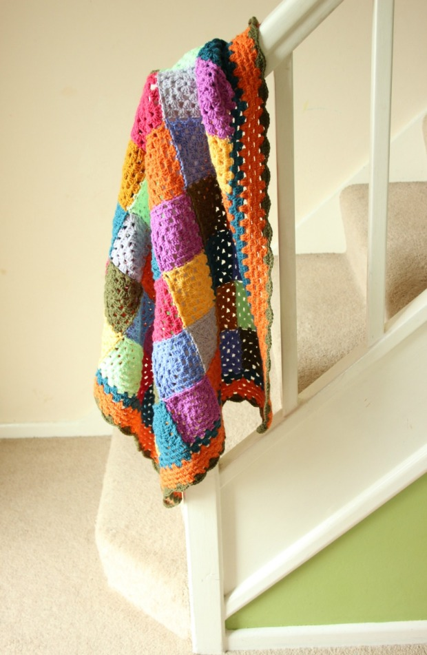 bright-autumn-colours-crochet-join-as-you-go-granny-squares