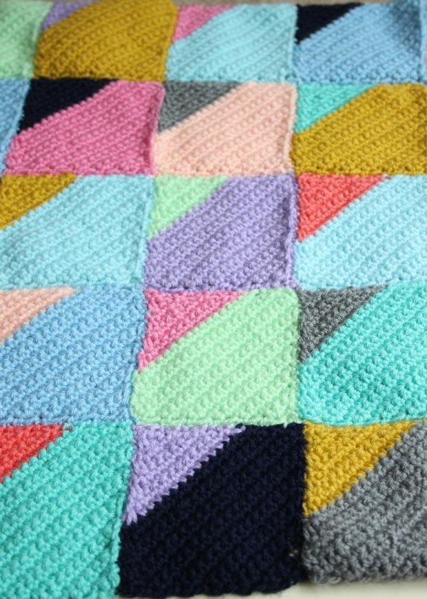 crochet-geometric-design
