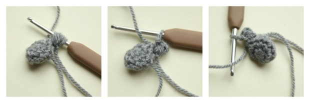 making-the-head-iittle-crochet-spider