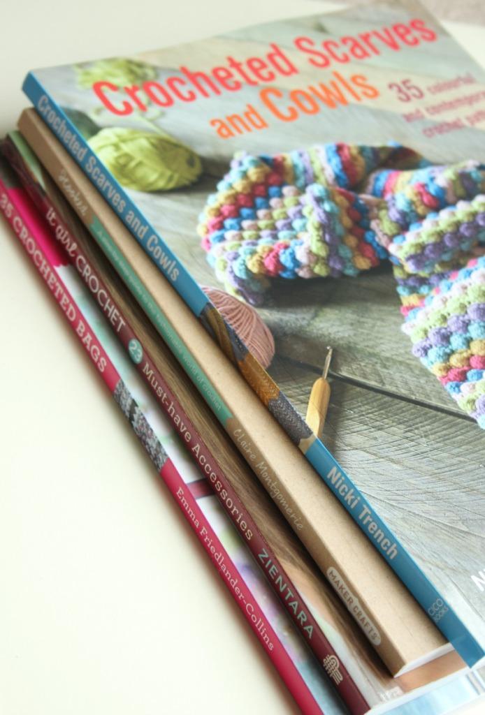 new-crochet-books
