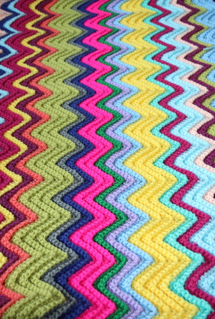 crochet-chevron