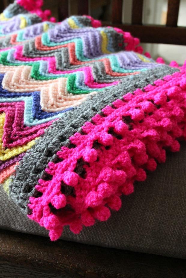 neon-pink-crochet-bobbles
