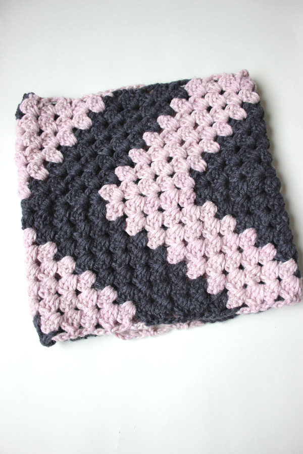Another Granny Chevron Cowl Pattern Tutorial Zeens And Roger