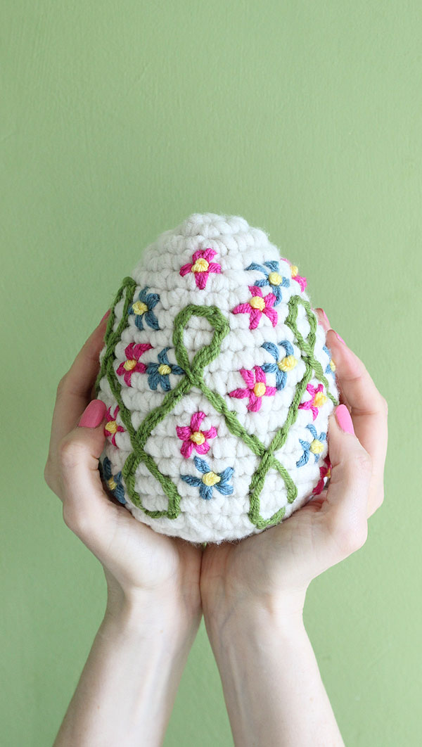Some More Crochet Easter Eggs Zeens And Roger