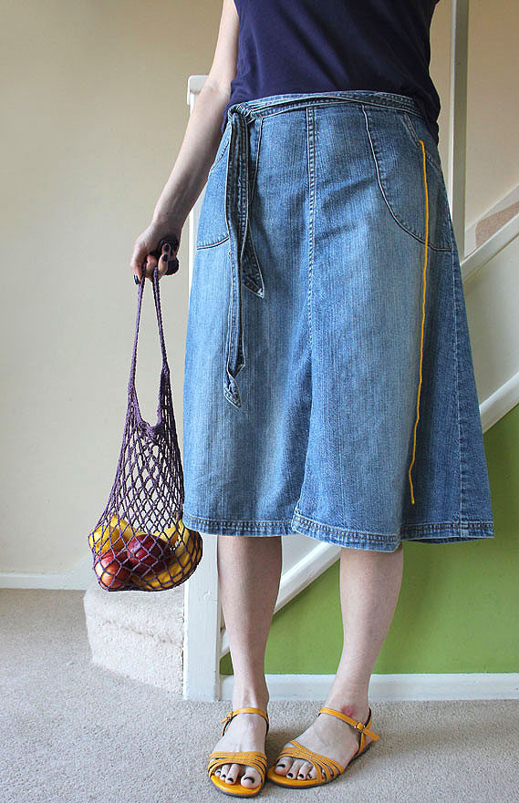 Easy One Skein Crochet Market Bag Free Pattern Zeens And Roger